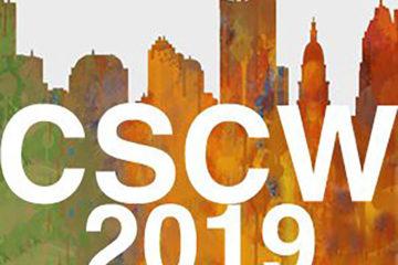 CSCW 2019