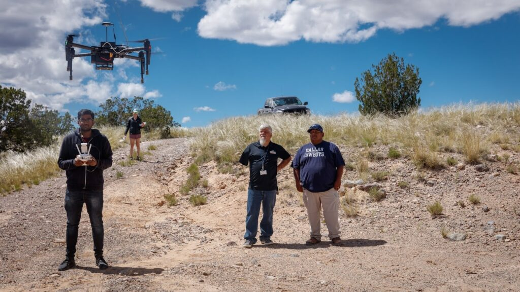 Notes from the Field: Wardriving and Warflying: Collecting Accurate Spectrum and Coverage Data in Indian Country